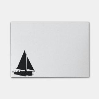 Post-it® Silhouette de voilier