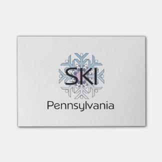 Post-it® Ski SUPÉRIEUR Pennsylvanie