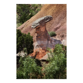 Poster Affiche -40x60 - d'autres tailles d'art de roche
