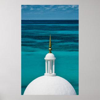 Poster Affiche - Cancun, Mexique