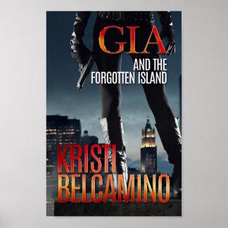 Poster Affiche de couverture de livre