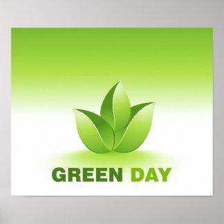 Poster Affiche de Green Day
