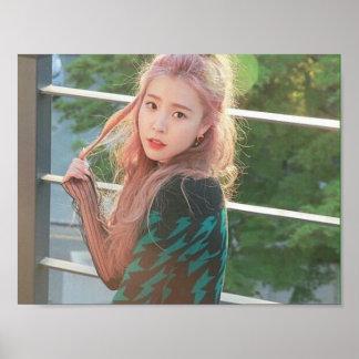 Poster Affiche de Jeon Minju