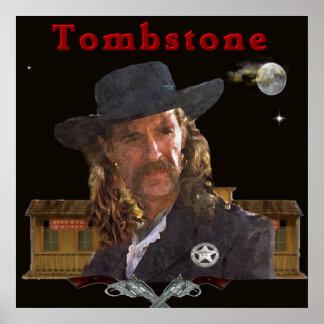 Poster Affiche de Wild Bill Hickok