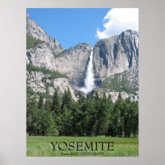 Poster Affiche de Yosemite !