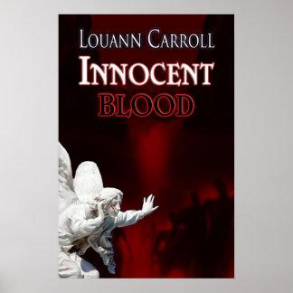 Poster Affiche innocente de sang