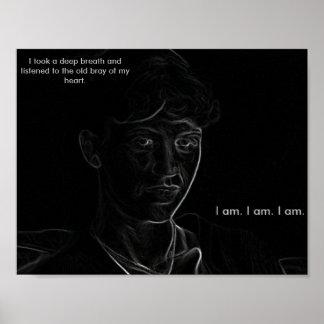Poster Affiche - Sylvia Plath