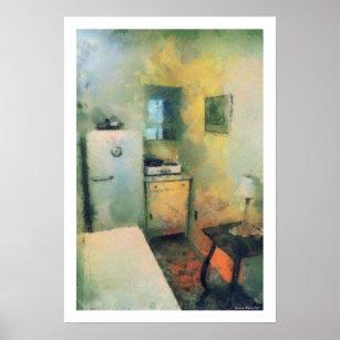 posters affiches cuisine vintage. Black Bedroom Furniture Sets. Home Design Ideas