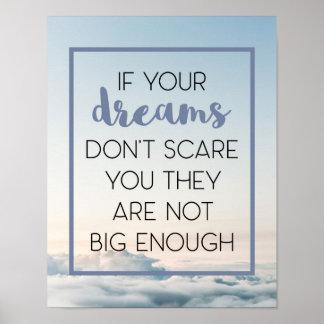 Poster Alerte de rêves que vous citez