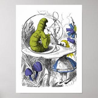 Poster Alice au pays des merveilles