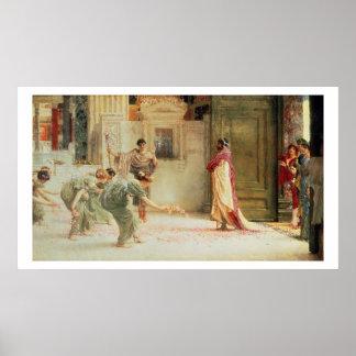 Poster Alma-Tadema   Caracalla : ANNONCE 211, 1902