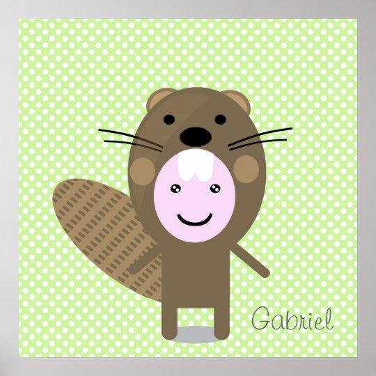 Poster Beaver fever