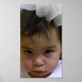 Poster Bébé - poupée 4