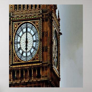 Poster Big Ben