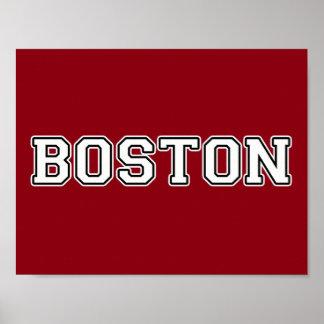 Poster Boston