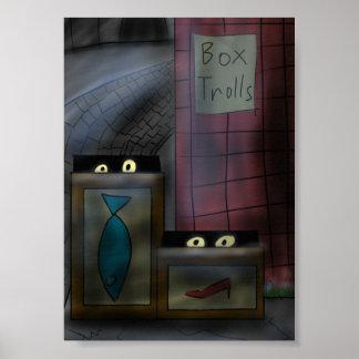 Poster Boxtrolls