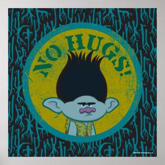 Poster Branche des trolls | - aucunes étreintes ! 2