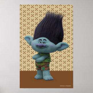 Poster Branche des trolls | - sourire 2