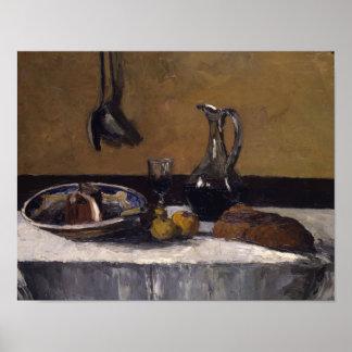 Poster Camille Pissarro - la vie toujours