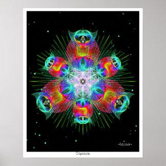 Poster Capricorne