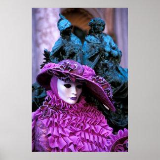 Poster Carnaval de Venise