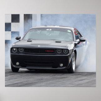 Poster Challengeur de Dodge