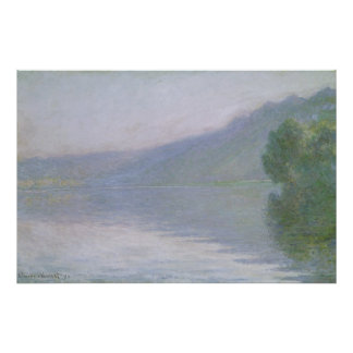 Poster Claude Monet | la Seine au Port-Villez, 1894