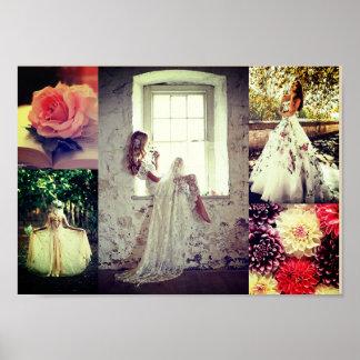 Poster Cloches de mariage….