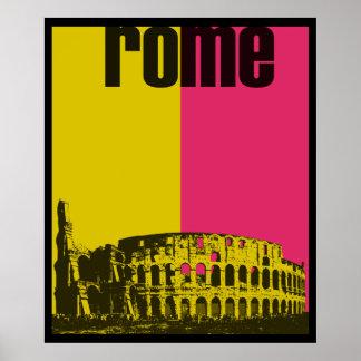 Poster Colisé à Rome