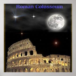 Poster Colloseum romain