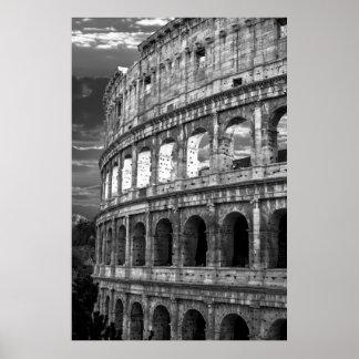POSTER COLOSSEUM ROMAIN