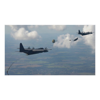 Poster Commando IIs de MC-130J