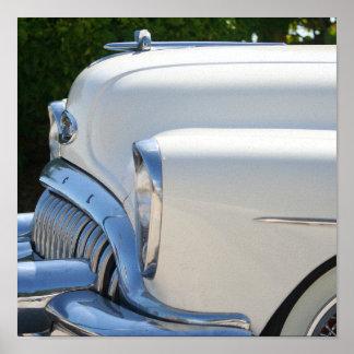Poster Copie blanche de Buick