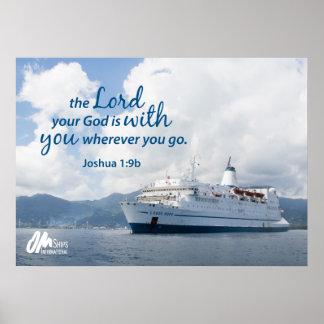 Poster Copie de 1:9 de Joshua