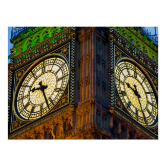 Poster Copie de Big Ben