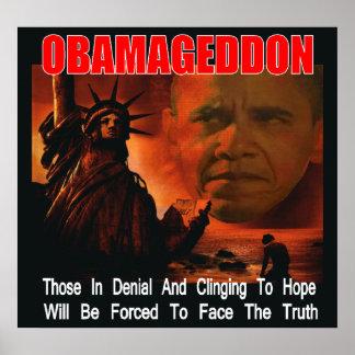 Poster Copie d'Obamageddon