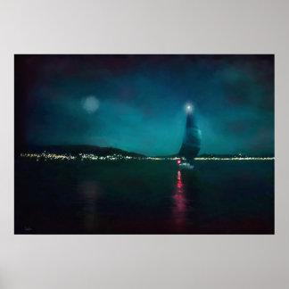 Poster Coureur de nuit
