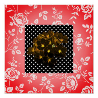 Poster Cru-Hodge-Podge (c) rétro Patterns_RTBF mélangé