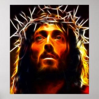 Poster Crucifixion de Jésus-Christ