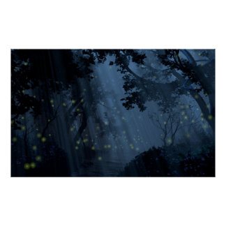Poster Dapplewood (nuit)