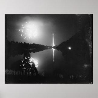 Poster DC de Washington ; Le 5 juillet 1939, feux