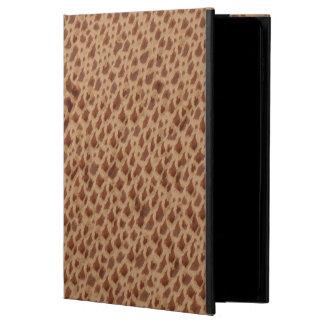Poster de animal - girafe - coque ipad