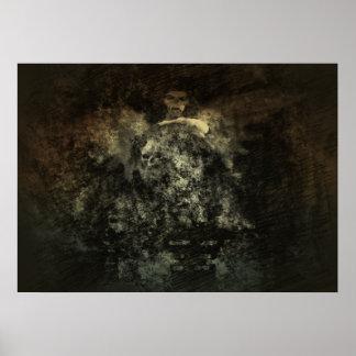 Poster Démon du feu