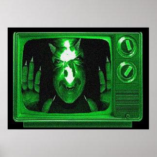 Poster Démon TV