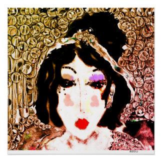 Poster Diva de disco II_Fine-Art (c)