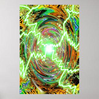 Poster Enfer de disco