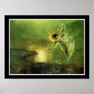 Poster Esprit de la nuit