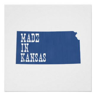 Poster Fait au Kansas