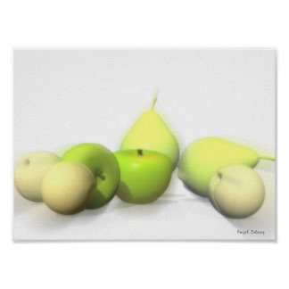 Poster fruits