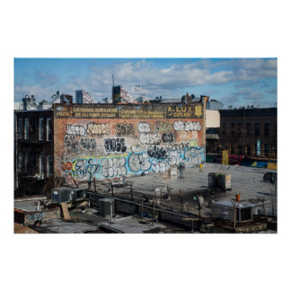 Poster Graffiti